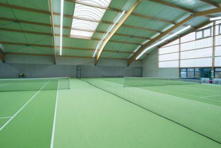 Tennis Trennnetze und Zubehöhr