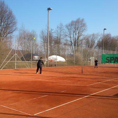 Tennis Force Belag in Mauerkirchen Saisonbeginn am 15_03 (3)